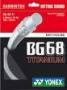Yonex BG 68 Ti (white) (MCMW)